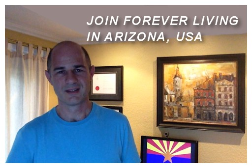 Forever Living Distributor in New River Stage Arizona