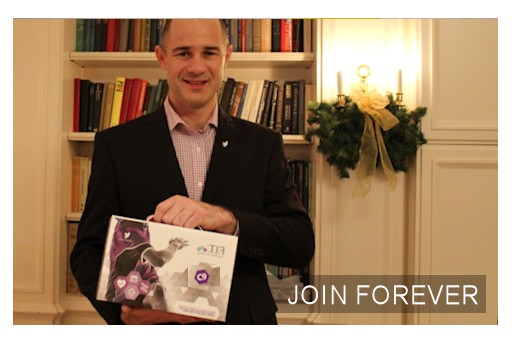 Forever Living Distributor in Agency