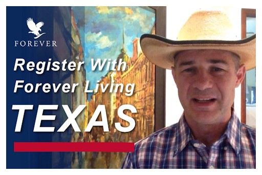 Forever Living Distributor in Aransas Pass Texas