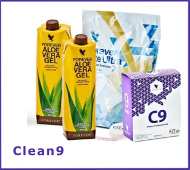 C9 Clean 9 Forever Living Products